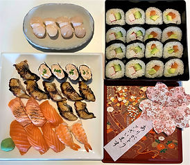 Japanese food Sushi catering