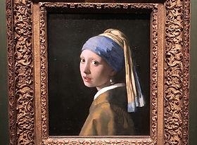 マウリッツハイス,フェルメール,真珠の耳飾りの少女,