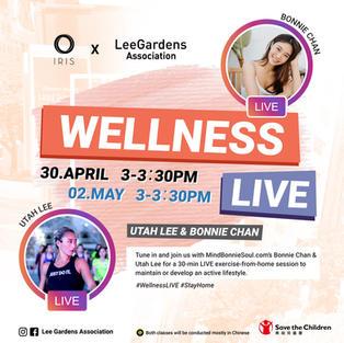 Lee Gardens Wellness Live