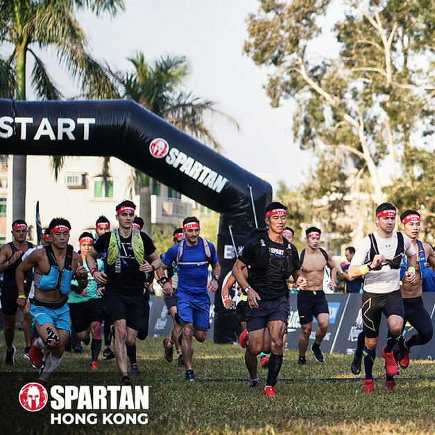 Spartan Race Hong Kong