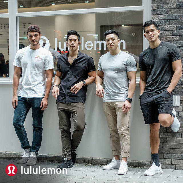 "lululemon - ""Anti Ball Crush"""