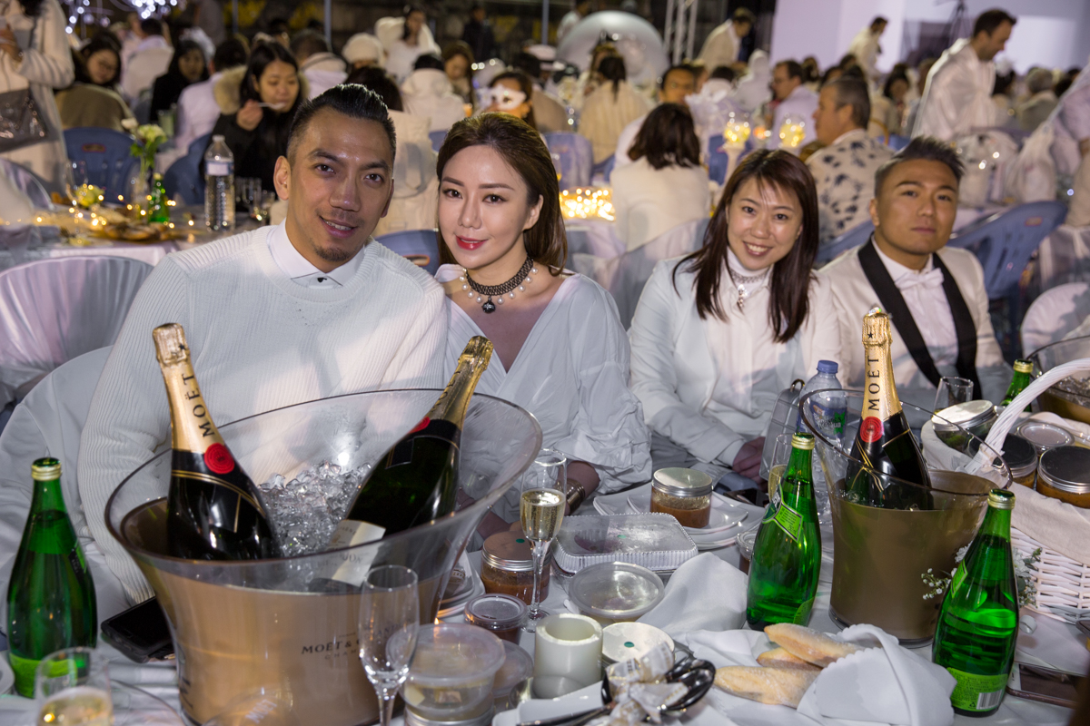 Diner en Blanc 2017 Hong Kong Photo pixels2project-7580