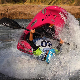 2017 Freestyle Kayak World Championships, San Juan, Argentina