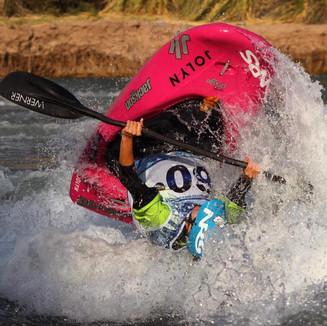 2017 Freestyle Kayak World Championships, San Juan, Argentina