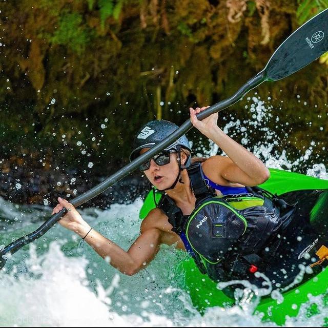 Kayaking the Kaituna River in Okere Falls, New Zealand