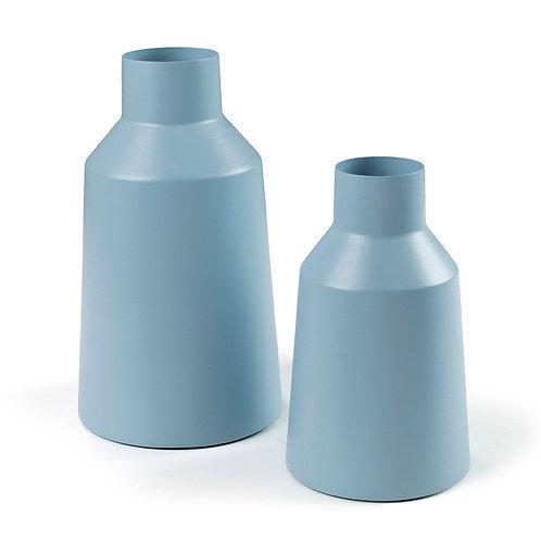Set 2 Jarrones Soco - Azul Claro