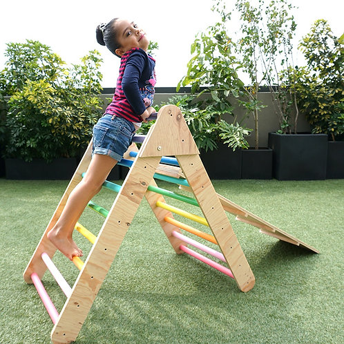Triángulo plegable Pikler