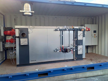 Biomacon C100-3 System in Sandnes Norway
