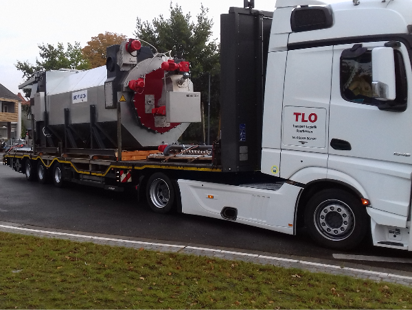 Delivery of the C400-I for Groß-Gerau