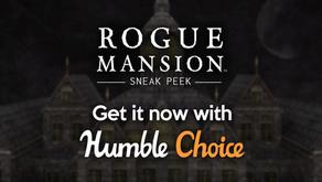 Rogue Mansion Sneak Peek Out Now!