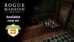 Get Rogue Mansion Sneak Peek Now On Humble Trove!