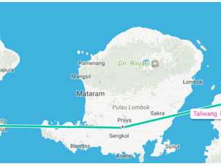 How to get there: Fair Nomad campsite in Sumbawa