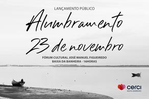 Lançamento do Livro Alumbramento (Livro Solidário Cercimb) - 23 Novembro 2019