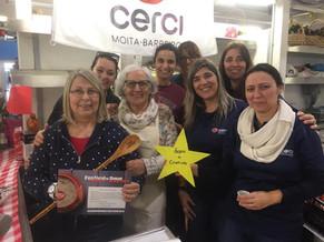 Participação da CERCIMB no 1º Festival Solidário de Sopas do Barreiro - 29 Fevereiro 2020