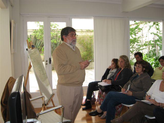 Adolfo Ordoñez, profesor invitado