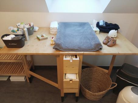 DIY - La table multifonctions