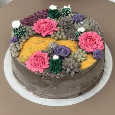 Kaktus-Torte