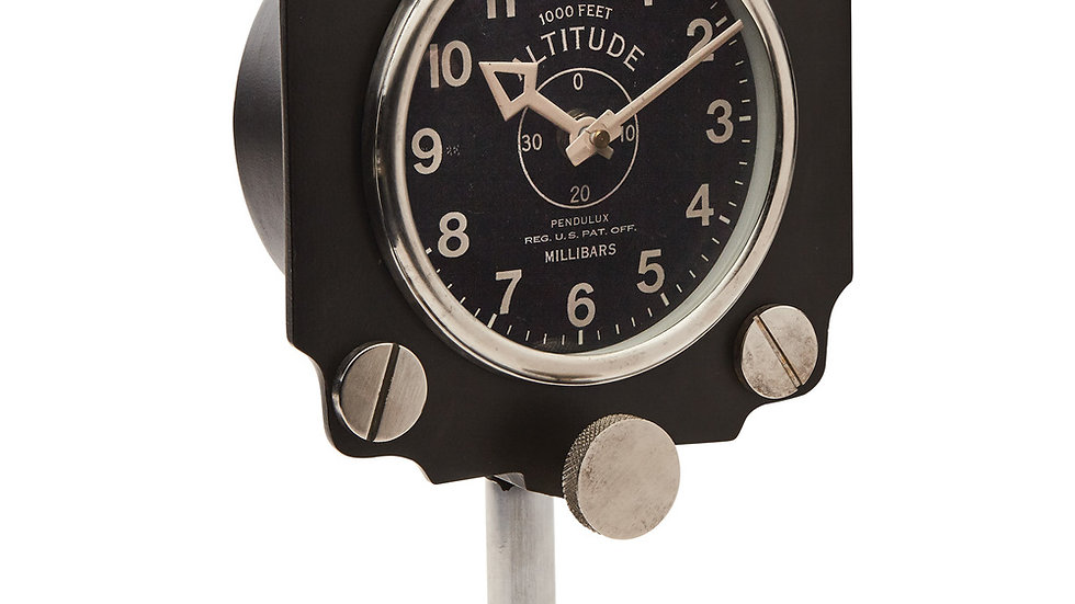 Alimeter Mantel Clock by Pendulum