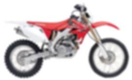 HONDA CR450X