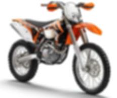 KTM 500 XC-W