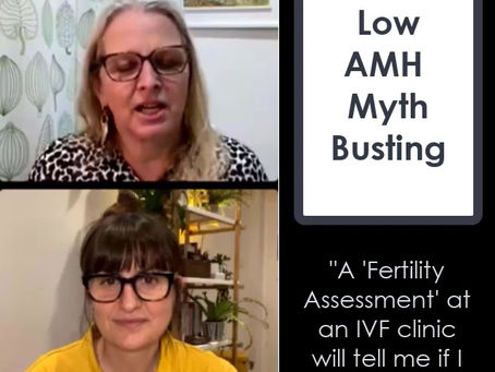 Thinking about booking a 'Fertility Assessment'? Think again!