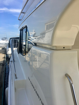 yacht detailing