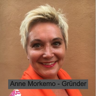 Anne Morkemo - Gründer