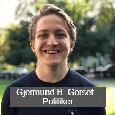 Gjermund B. Gorset - Politiker