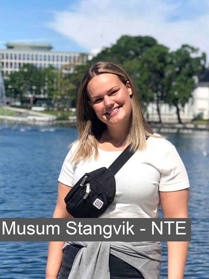 Lise Musum Stangvik fra NTE