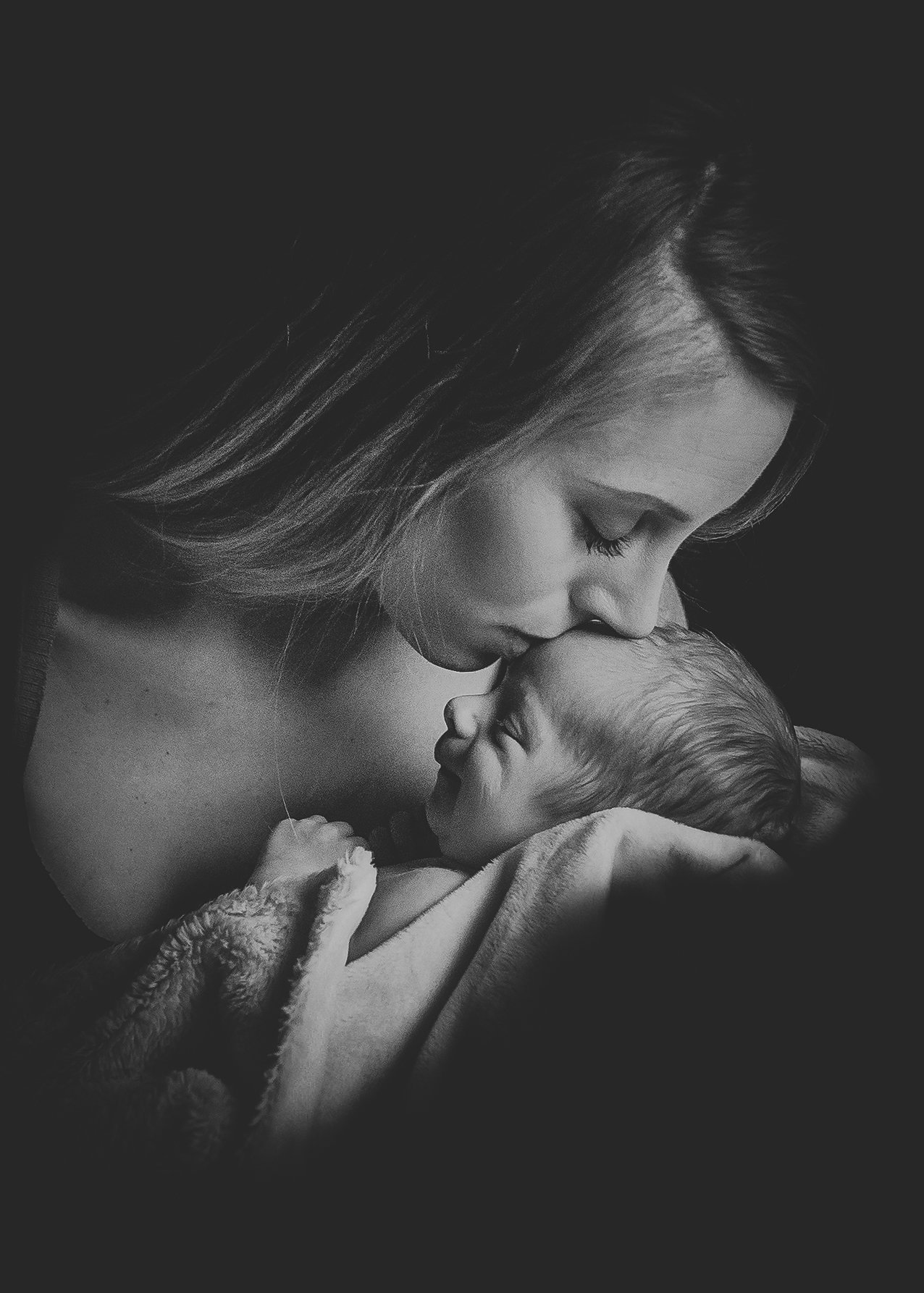 Kirkland Newborn Photographer | Leslie Jennings Photography