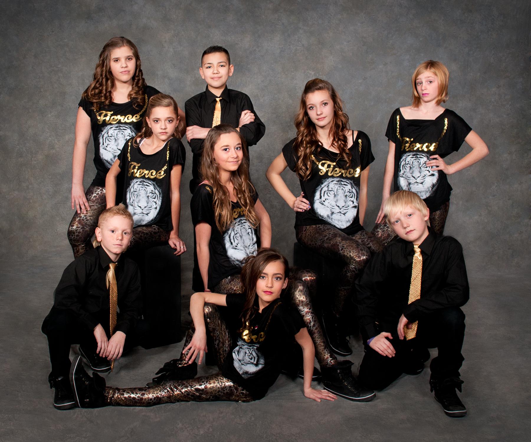 Jenny's Jazz Sr. Hip Hop Crew