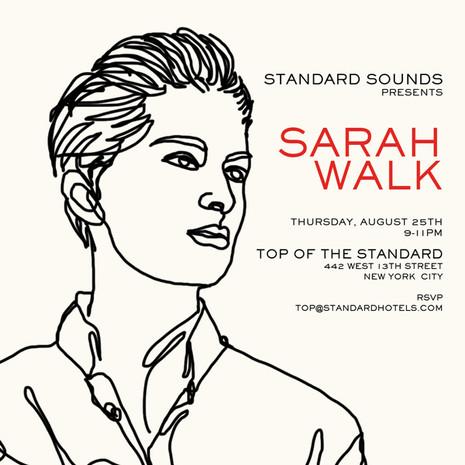 Sarah Walk