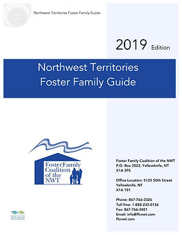 FFCNWT Foster Parent Guide - March 2019