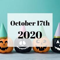 October 17, 2020