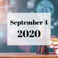 September 4, 2020