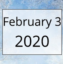 February 3, 2020