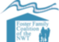 Foster Family Coalition of the NWT Blue Logo