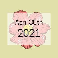 April 30, 2021