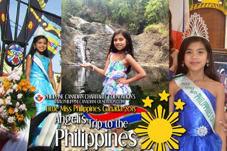 Philippines 2016 - An amazing experience for Little Miss Philippines Canada 2015!