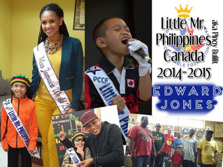Feature on Little Mr. Philippines Canada