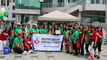 PCCF Donates $10,000 at the ANCOP Walk 2019