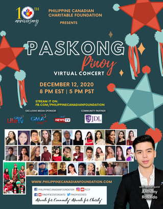 JOIN US: PASKONG PINOY