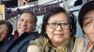 Raptors 905 Filipino Heritage Game
