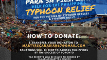 TULONG PARA SA PILIPINAS (HELP FOR THE PHILIPPINES)