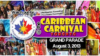 PCCF Beauties at the Caribbean Carnival!