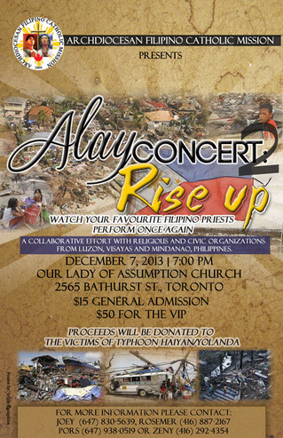 ALAY Concert II: Rise Up! (Typhoon Haiyan)