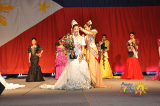 PANTALEON CROWNED AS MISS PHILIPPINES CANADA 2013
