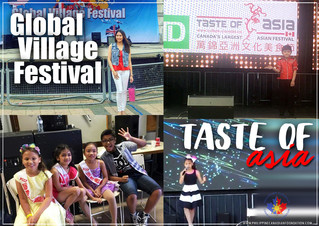 Global Village Festival & Taste of Asia