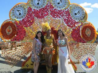 Feeling Hot Hot Hot - PCCF at the Caribbean Carnival