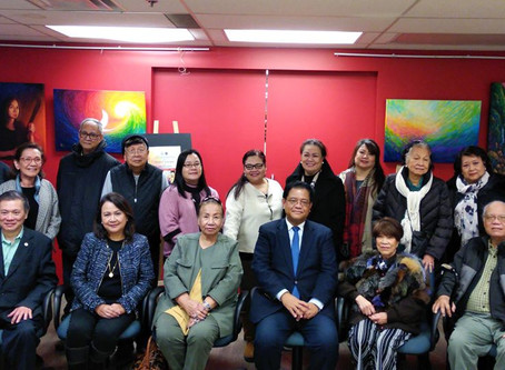 PCCF Attends Planning Meeting at the Consulate